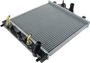 Radiator for Honda Del Sol Civic LX DX EX SI VTEC 1.5L 1.6L