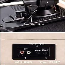 $266 » Radio Speaker Home Speakers Turntable Portable Suitcase Gramophone Vinyl Record Player Bluetooth 5.0 33 45 78RPM Phonograp...