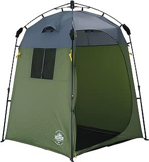 tomasa vestuario Pop Up Tienda Portable Resistente al agua con bolsa para camping senderismo Ducha Inodoro tienda