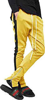 Premium Made in USA Track Pants & Jackets Skinny Fit 80+ Color Combinations Made in USA S-2XL Active Streetwear