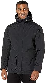 Hellyhansen Utility Insulated Raining Coat Men's Raining Coat - Black, XL