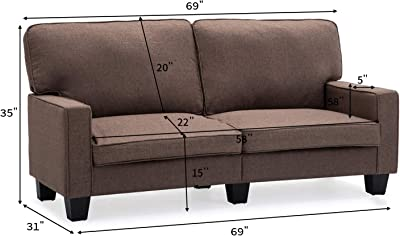 Amazon.com: NEW Couch Bed Sofa Sectional Sleeper Futon ...