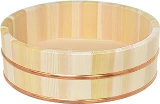 星野 飯台 寿司桶 24cm