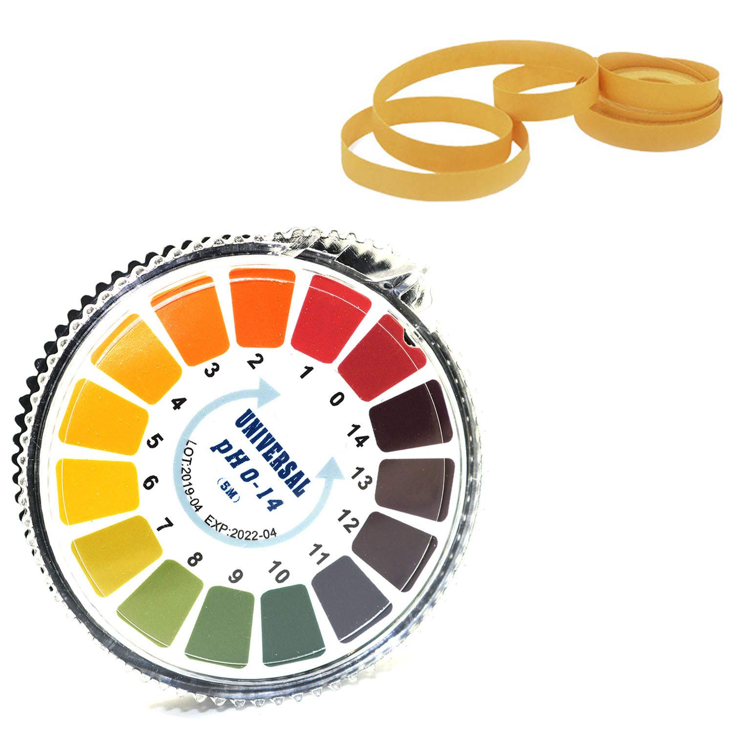 DGZZI 1 Roll PH Test Strips Alkaline Acid Discount is also Sale special price underway Indicator 16.4ft 0-14