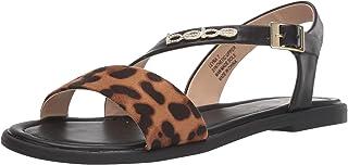 bebe LEYRA womens Flat Sandal