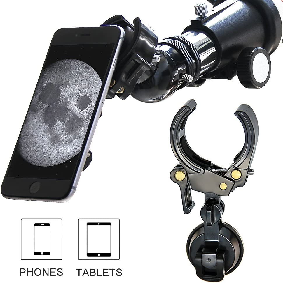 Meeqee Cell Phone Adapter Mount Review