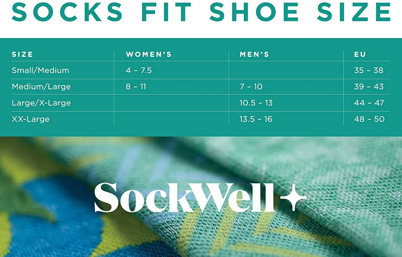 Sockwell Womens Micro Grade Moderate Graduated Compression Sock