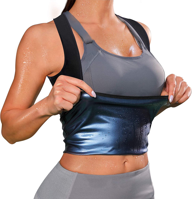 Wonderience Minneapolis Mall Sauna Vest for Lowest price challenge Women Suit Waist Sweat Tank Top