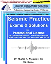 Seismic Practice Exams and Solutions for Civil PE License
