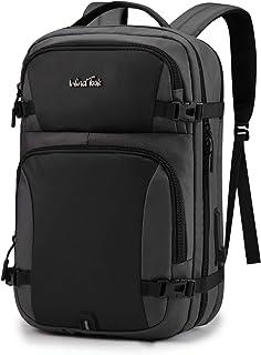 WindTook Zaino Porta PC Uomo Zaino Per PC Portatile 15.6 Pollici Laptop Backpack Zaino Business Zaino con Porta USB Grande...