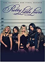 Pretty Little Liars Complete Seventh and Final Season 7 Seven NEW 4-DISC DVD SET