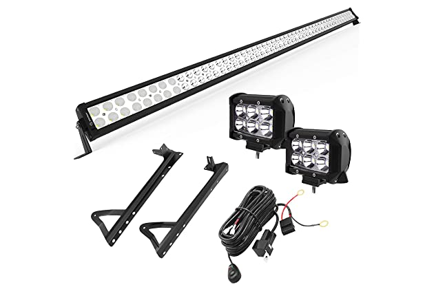 Best Light Bars For Jeep Amazon Com