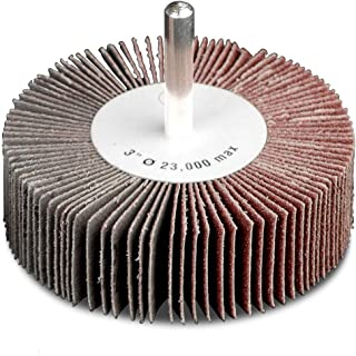 Medium Grit 60 PFERD 34118 W215 Aluminum Oxide Vitrified Mounted Point With 1//4 Shank