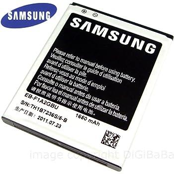 Beste AKKULAUFZEIT 1750 mAh hochwertige QUALIT/ÄTSZELLEN Hagnaven/® Li-Ion Akku f/ür Samsung Galaxy S2 GT-i9100 Ersetzt EB-F1A2GBU Batterie LEISTUNGSSTARKER Ersatzakku H/ÖHERE KAPAZIT/ÄT