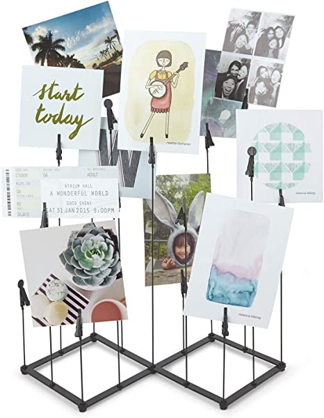 Umbra Crowd Photo Display Multi Photo Display Black