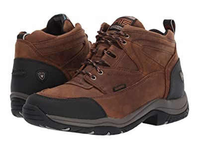 Ariat Terrain H2O Insulated (Distressed Brown) Men
