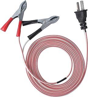 Generator D.C. Charging Cables Compatible with Honda EU2200i EU2000i 2200-Watt 120-Volt Super Quiet Portable Inverter Generator Charging Cables