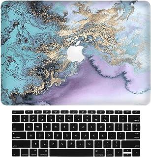 "Sepikey Macbook Air 13 ハードケース シェルカバー,全面保護 保護カ 軽量 汚れに強い で丈夫なア 全面保護 保護カ 軽量 汚れに強い で丈夫なア 保護ケース 専用 Macbook Air 13"" A1466/A1369 ..."