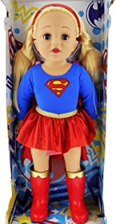 "Madame Alexander DC Comics Superhero Girl Doll 18"" - Supergirl"