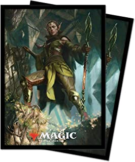 Ultra Pro Zendikar Rising Nissa of Shadowed Boughs Deck Protector Sleeves