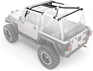 Smittybilt 76900 SRC Cage Kit for Jeep TJ - 7 Piece
