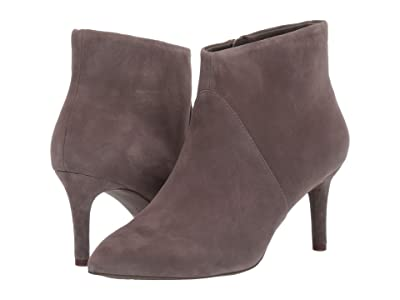 Rockport Total Motion Ariahnna Plain Ankle Boot (Grey) Women