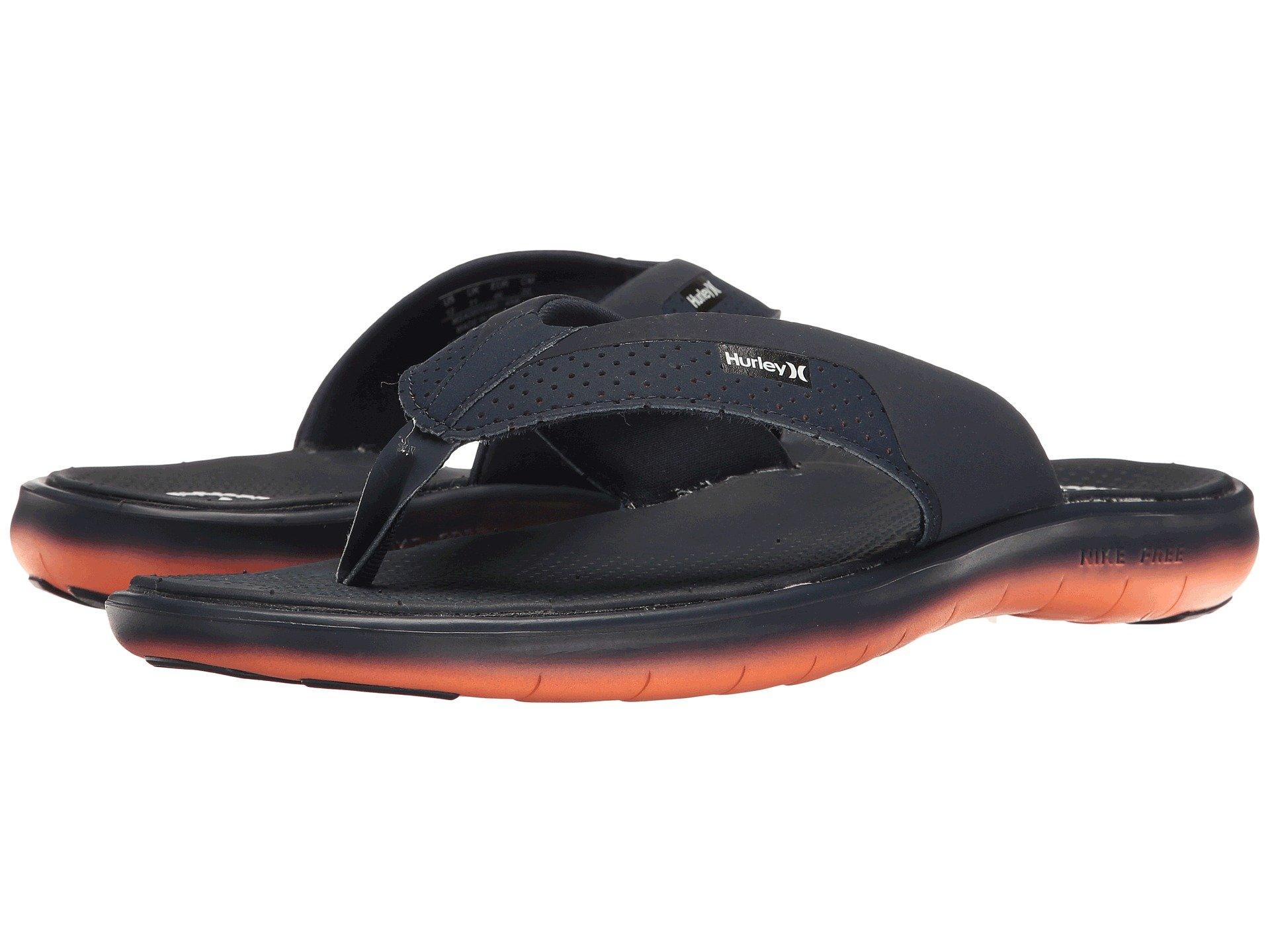 f10e71b9dd31e Hurley Phantom Free Motion Sandal  17 In Obsidian