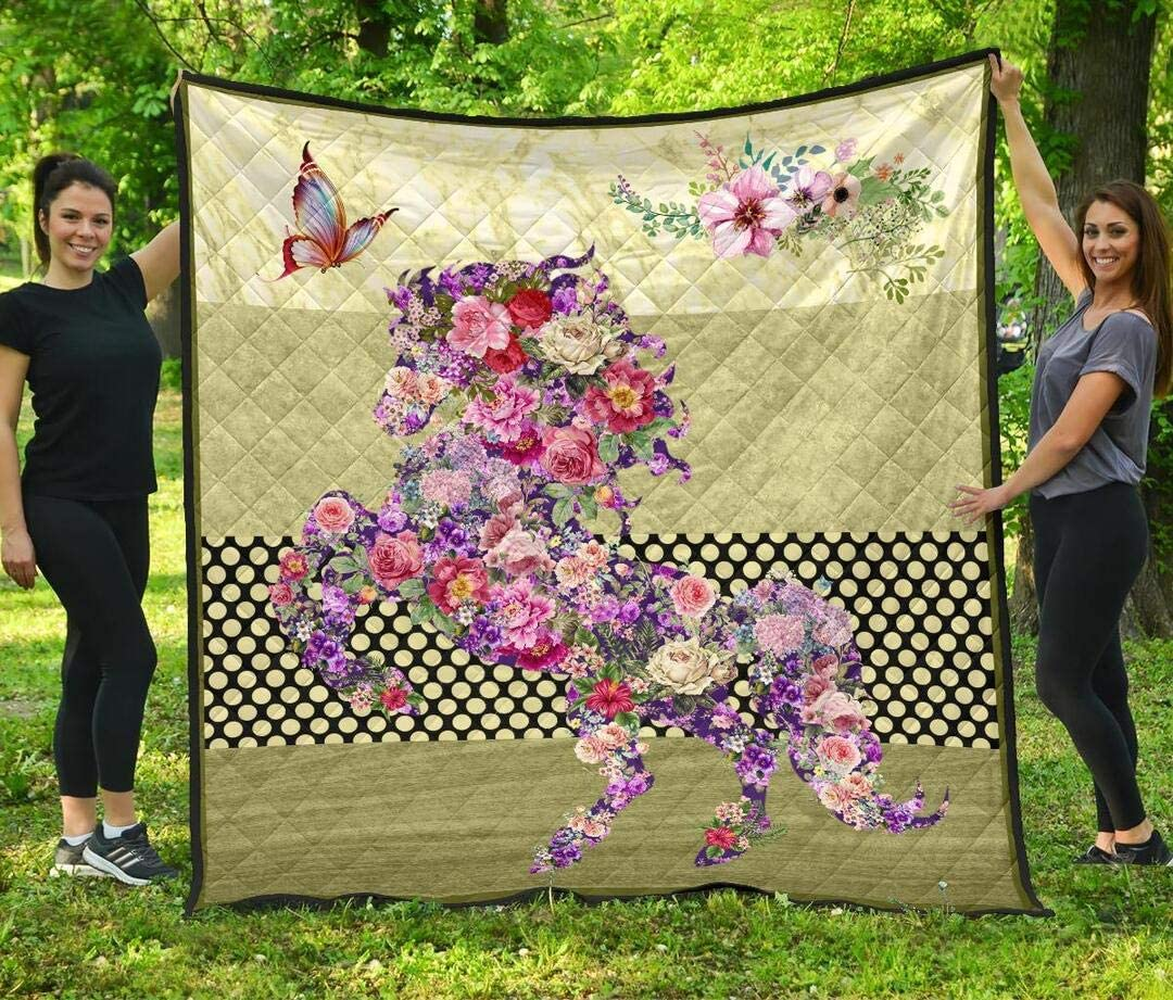 Personalized Horse Quilt Gift for Your K Max 41% OFF Lovers to depot Birthday Son