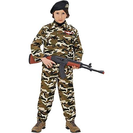Costume Bambino Soldato Taglia 140 cm / 8-10 Anni