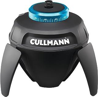 Cullmann 50220 SMARTpano 360 elektronischer Panoramakopf mit IR Fernbedienung für Kamera/Smartphone schwarz