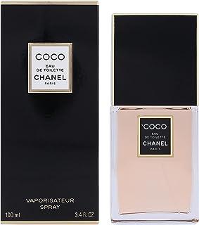 Chanel Refillable Eau de Toilette Spray for Women, Coco, 100ml