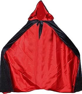 Velvet Renaissance Medieval Cloak Cape Lined with Satin