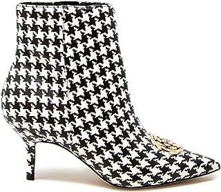 Guess Luxury Fashion Womens FL7DU3FAP10WHITE White Ankle Boots | Fall Winter 19