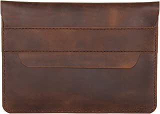 hecho. Handmade Leather Sleeve Fernando Compatible with MacBook Pro 13