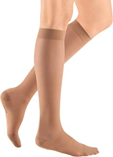 mediven Sheer & Soft,  20-30 mmHg,  Calf High Compression Stockings,  Closed Toe