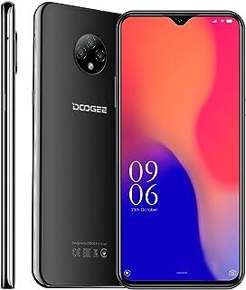 Mobiele telefoon, DOOGEE X95 (2020) smartphone ontgrendeld, 6,52 inch Android 10 telefoon, 4350 mAh batterij, 128 GB uitbr...
