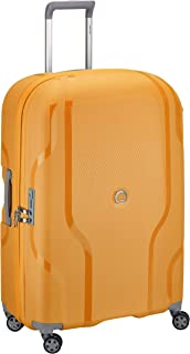 Delsey Delsey Suitcase, 79 cm, 134 liters, Yellow (Amarillo)