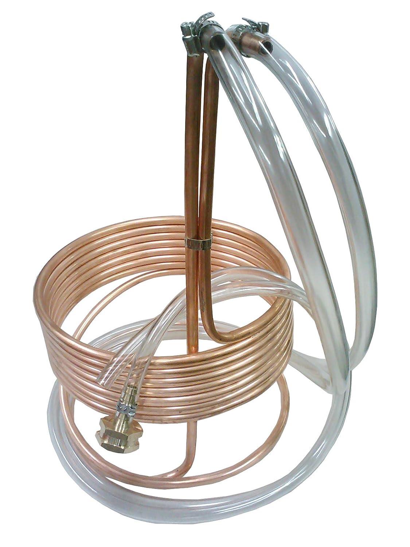 Award Copper Immersion Wort Chiller Houston Mall