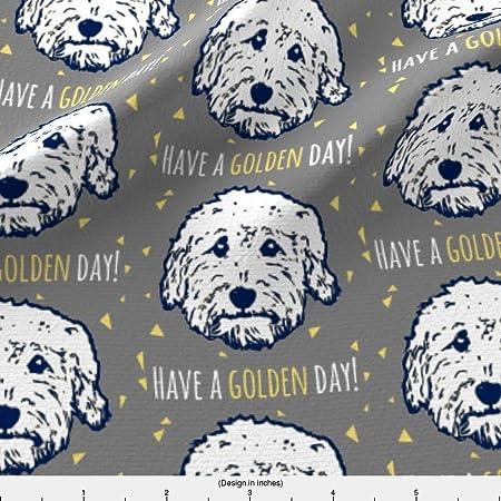 Golden Doodle Floral Fleurs Motif Chien Dark Outdoor D/écoratif 3D Tissu Masques Mode Bandana Unisexe Protection Visage Cagoule Blind/é Lavable