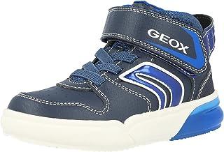 Geox J Grayjay Boy A, Basket Garçon