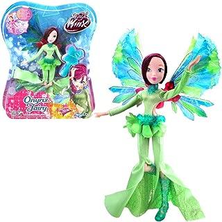 Winx Club Winx Tecna   Onyrix Fairy Doll World Magic Twist