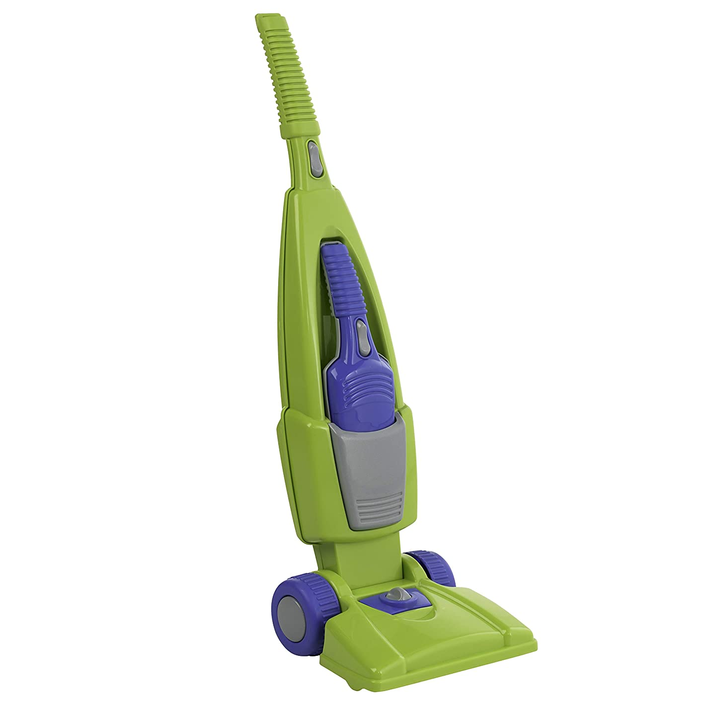 American Plastic Toys Tidy Up Vacuum Set