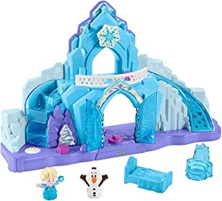 Disney Fisher-Price Frozen Elsa's Ice Palace by Little People