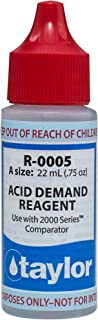 Taylor Replacement Reagents Acid Demand #5