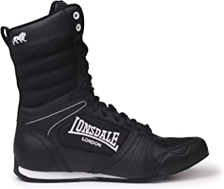 Lonsdale Kids Junior Contender Laced Boxing Boots