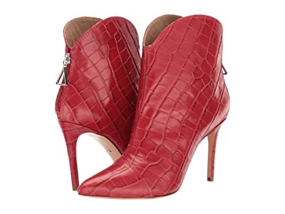 Schutz Celia (Scarlet New Crocodile) Women