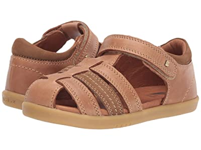 Bobux Kids I-Walk Roam Sandal (Toddler) (Caramel) Kid