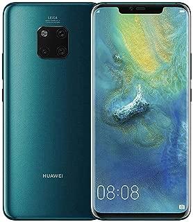 Huawei Mate 20 Pro LYA-L29 128GB + 6GB - Factory Unlocked International Version - GSM ONLY, NO CDMA - No Warranty in The USA (Emerald Green)