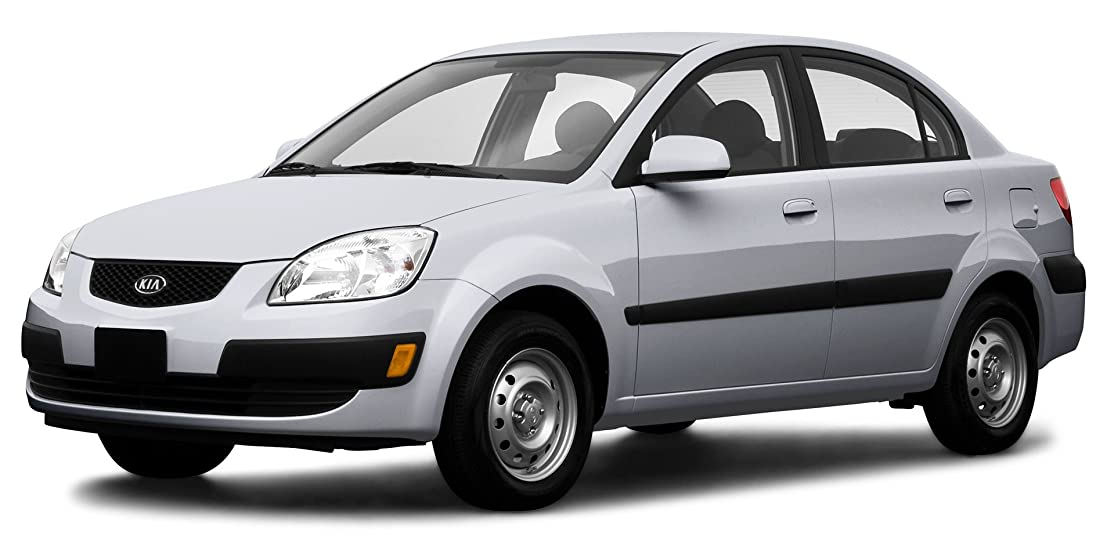 Amazon Com 2009 Kia Rio Reviews Images And Specs Vehicles