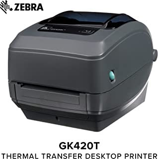 zebra gk420t software